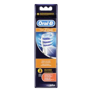 Braun Oral-B Toothbrush heads TriZone 3er