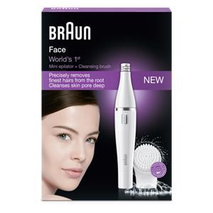 Braun FACE Silk-epil 810