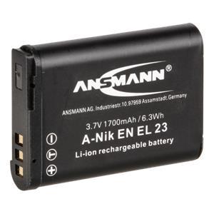 Ansmann A-NIK EN-EL23 1700mAh 3,8V