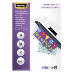 Fellowes Matt laminating