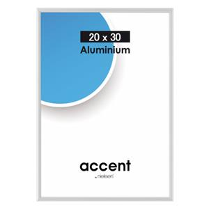 Nielsen Accent             20x30 Aluminium silver matt 53524