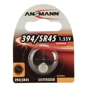Ansmann 394 Silveroxid S