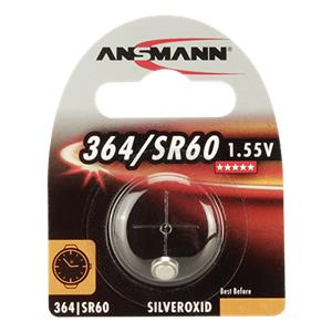 Ansmann 364 Silveroxid S