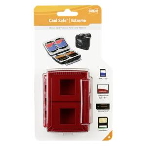 Gepe Card Safe Extreme rosso 3861-03