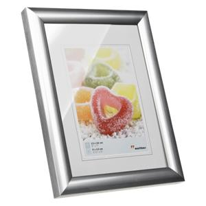 Walther Trendstyle silver  13x18 plastic frame             KP318S