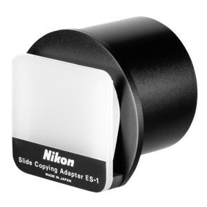 Nikon ES 1 dia copy adap