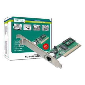 Digitus Fast Ethernet PC