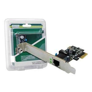Digitus Netzwerkkarte PCIe 1GBit