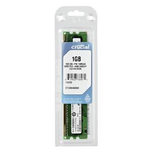 Crucial DDR2 1GB     ,