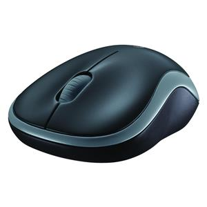 Logitech Wireless Mouse M185 schwarz