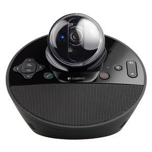 Logitech ConferenceCam BCC950 Webcam, Freisprecheinrichtung, Fernbedienung bis zu 4 Personen