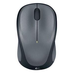 Logitech Wireless Mouse M235 silber