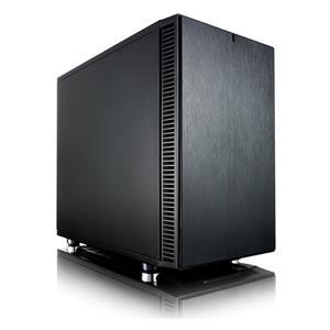 Fractal Design Define Nano S ITX Gehäuse schwarz