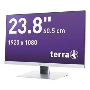 TERRA LED 2462W silber