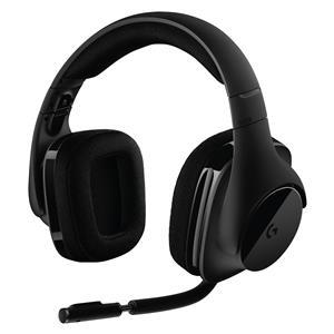 Logitech G533 wireless 7.1 Surround Sound Gaming-slušalice