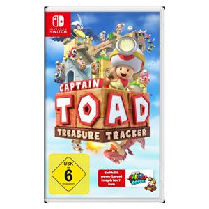 Captain Toad: Treasure T