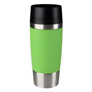 Emsa Travel Mug Isolierbecher Manschette 0.36 l edelstahl / limette