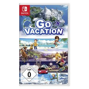 Go Vacation (Switch) DE-