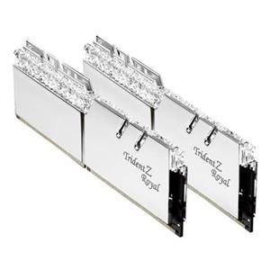G.Skill Trident Z Royal Silber 16GB DDR4 16GTRS K2 4600 CL18 (2x8GB)