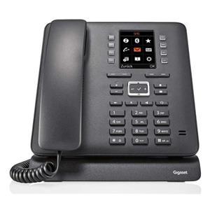 Gigaset T480HX Tischtelefon schwarz