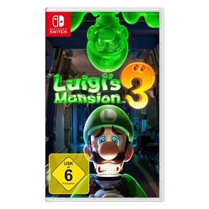 Luigi´s Mansion 3 (Switch) DE-Version