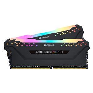 Corsair Vengeance RGB Pro Schwarz 16GB DDR4 3600 (2x8GB) C18 2D