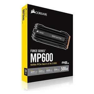 Corsair Force MP600 SSD M.2 SSD NVMe 500GB