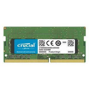 Crucial 4GB DDR4 SO-DIMM SR x8 2666