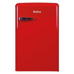 Amica KS 15610 R Höhe 86 cm, Breite 55cm, rot