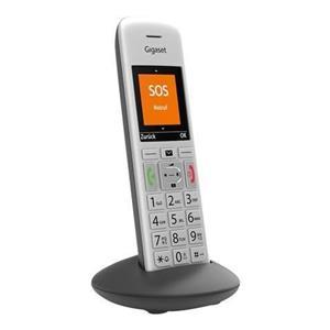 Gigaset E390HX Universal-Mobilteil für DECT/GAP-Router silber