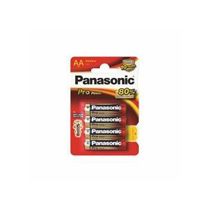 Baterija PANASONIC LR6PPG/4BP Alkaline Pro Power