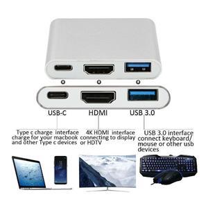 USB Hub ASONIC USB Tip C