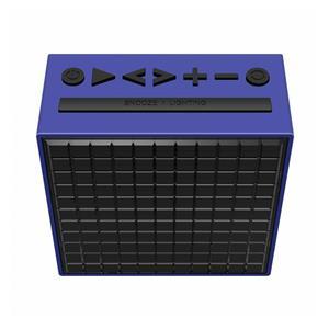 Prijenosni zvučnik DIVOOM TIMEBOX FM plavi
