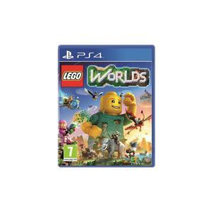 Igra za PS4 LEGO WORLDS