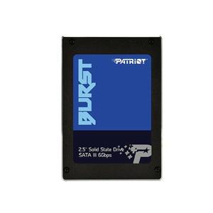 "SSD PATRIOT Burst R560/W540, 120GB, 7mm, 2.5"""
