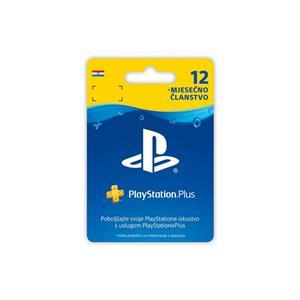 Playstation PLUS CARD 36