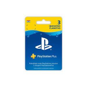 Playstation PLUS CARD 90
