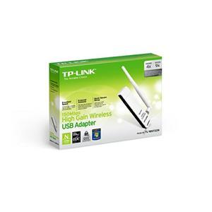 Mrežna oprema USB wireless adapter TP-LINK TL-WN722N WLAN 150Mbps