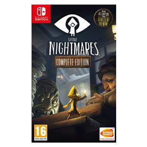 SWITCH LITTLE NIGHTMARES COMPLETE EDITION (CIAB)