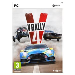 PC V-RALLY 4