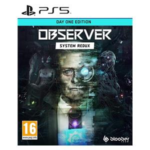 PS5 OBSERVER:SYSTEM REDUX - DAY ONE EDITION
