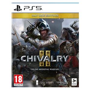 PS5 CHIVALRY II - DAY ONE EDITION