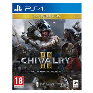 PS4 CHIVALRY II - DAY ONE EDITION