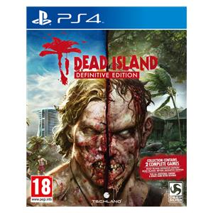 PS4 DEAD ISLAND - DEFINITIVE COLLECTION