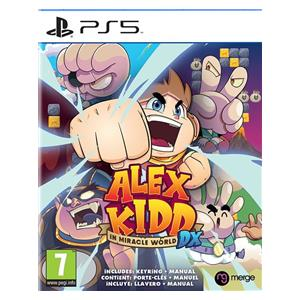 PS5 ALEX KIDD IN MIRACLE WORLD DX
