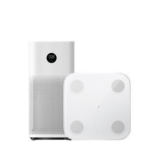 Xiaomi Mi Air Purifier 3H+Mi Body Composition Scale 2