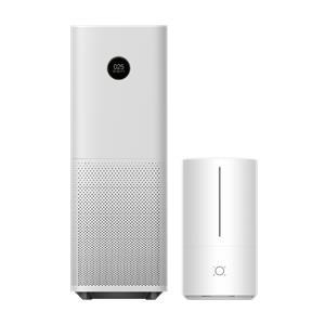 Xiaomi Mi Air Purifier Pro+Xiaomi Mi Smart Antibacterial Humidifier