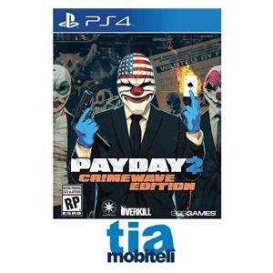 PayDay 2: CrimeWave Edition igra za PS4