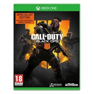 Call of Duty: Black Ops 4 Specialist Xbox One