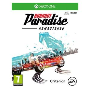 Burnout Paradise Remaste